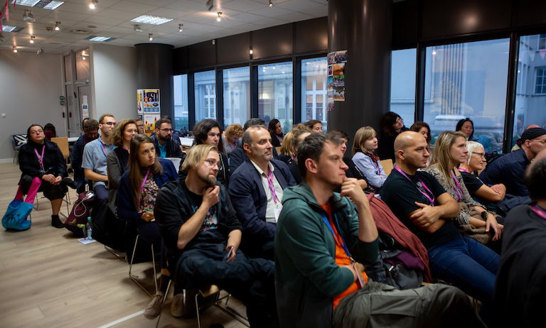 Over 200 guests from 25 countries around the world – the Warsaw Kids Film Forum in numbers