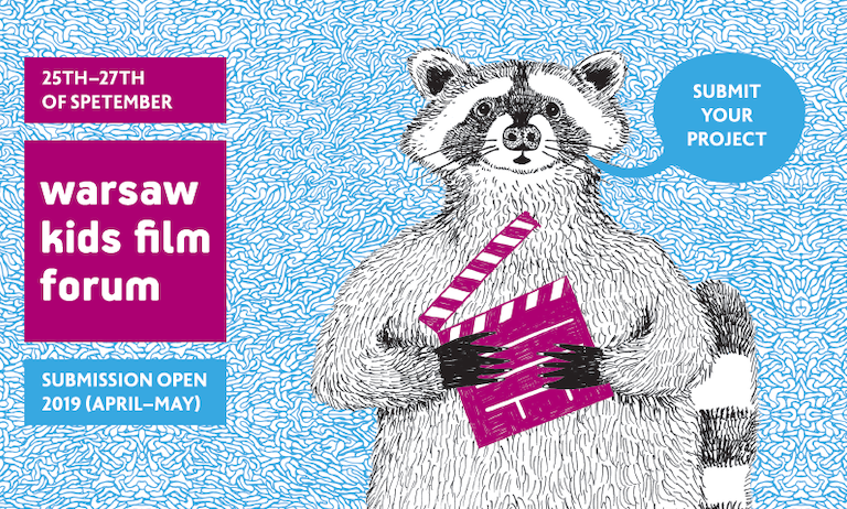 Call for projects – Warsaw Kids Film Forum 2019