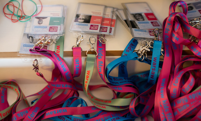 Warsaw Kids Film Forum – accreditations available online!