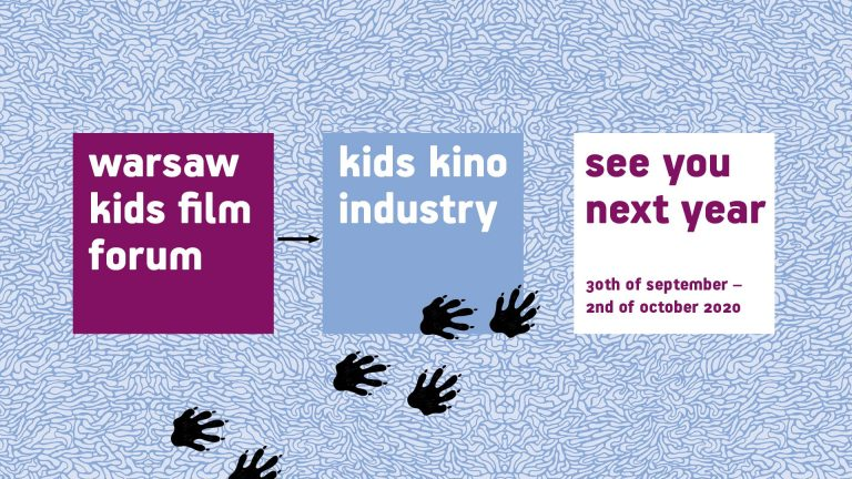 Warsaw Kids Film Forum changes into Kids Kino Industry in 2020!