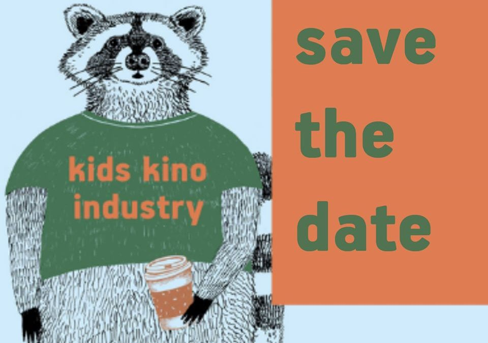 Kids Kino Industry 2020 – Call for submissions starts on 20th of April!