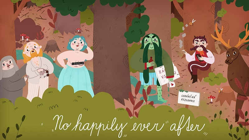 """No Happily Ever After"" to be presented at 2021 Kids Kino Industry!"